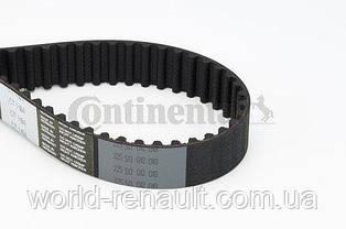 Ремень ГРМ на Рено Каджар 1.5dci K9K (119зуба) / CONTI CT1184