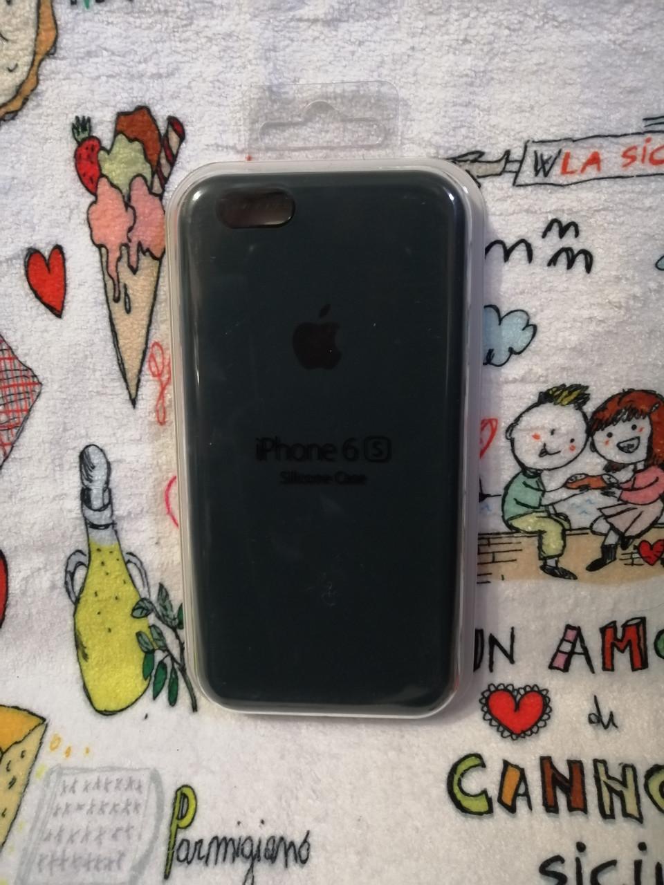 Силиконовый чехол для Айфон  6 / 6S  Silicon Case Iphone 6 / 6S в защищенном боксе - Color 29