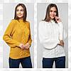 Женский вязаный свитер с люрексом /разные цвета, 42-48, PR-3710/, фото 4