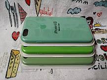 Силиконовый чехол для Айфон  6 / 6S  Silicon Case Iphone 6 / 6S в защищенном боксе - Color 25, фото 3