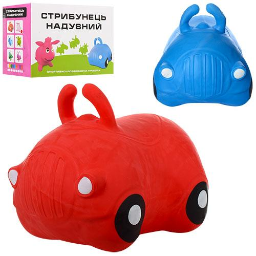 Прыгуны-животные машина с ушками MS 1431 для активного ребенка