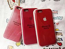 Силиконовый чехол для Айфон  6 / 6S  Silicon Case Iphone 6 / 6S в защищенном боксе - Color 17, фото 3