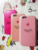 Силиконовый чехол для Айфон  6 / 6S  Silicon Case Iphone 6 / 6S в защищенном боксе - Color 8, фото 2
