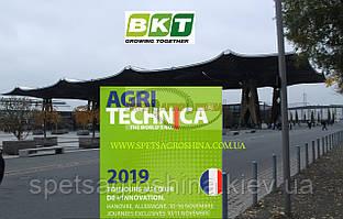 AGRITECHNICA 2019 (частина 2)