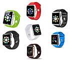 ОПТ Розумні годинник Smart Watch A1 смарт-годинник A1 з квадратним циферблатом, камерою, шагометром і функцією дзвінків, фото 4