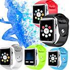 ОПТ Розумні годинник Smart Watch A1 смарт-годинник A1 з квадратним циферблатом, камерою, шагометром і функцією дзвінків, фото 7