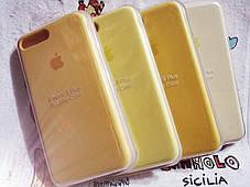 Силиконовый чехол для Айфон 7 Plus / 8 Plus  Silicon Case Iphone 7+/8+ в защищенном боксе - Color 1, фото 3