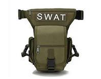 Набедренная поясная сумка S.W.A.T. RVL B05-олива