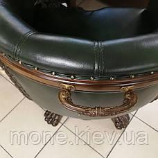 Кожаный комплект кресла и стол Тет-а-Тет, фото 3