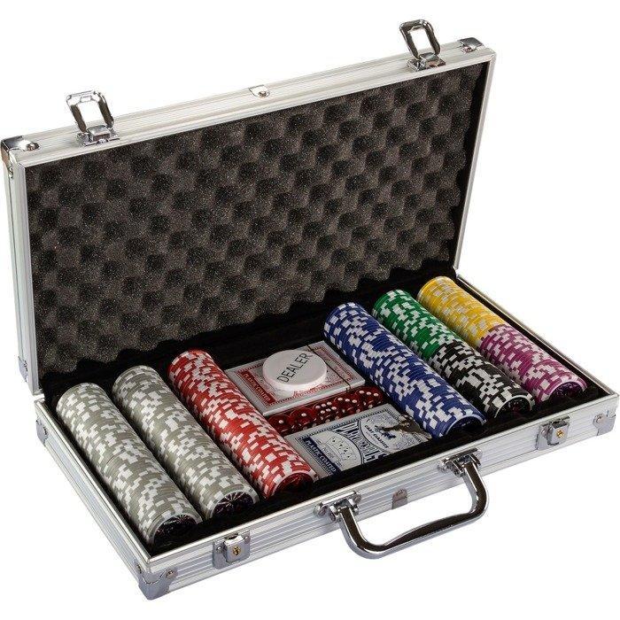 Профессиональный набор для покера Poker Premium 300 (830917)