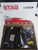 Электроника Stag 4 Go Fast (Блок управленя, дат ур. топ, мап., кнопка., проводка)