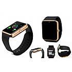 Умные смарт часы Smart Watch Bluetooth с сим картой стильные прямоугольные А1 в разных цветах ОПТ, фото 4
