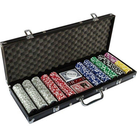 Профессиональный набор для покера Poker Premium 500 (830918), фото 2