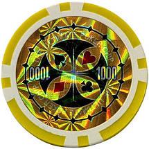 Профессиональный набор для покера Poker Premium 500 (830918), фото 3