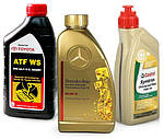 Трансмісійні та гідравлічні масла