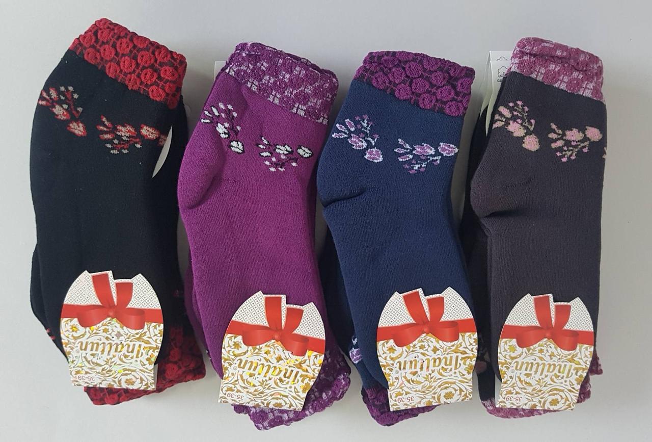 Носки женские махровые «Inaltun» (Турция)