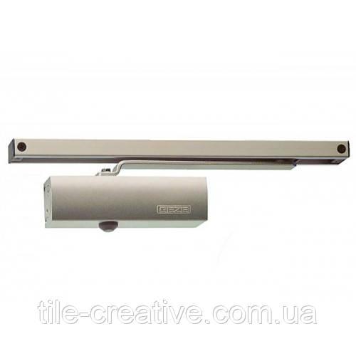 Доводчик дверной GEZE TS 3000 (белый)
