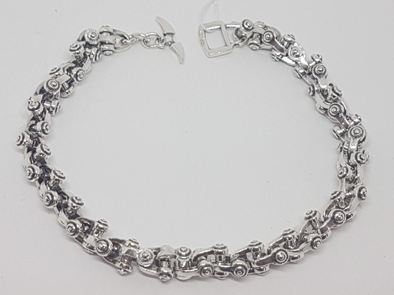 Срібний браслет (Фантазійне). Артикул 58190 22
