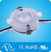 LED-модуль 1-2835-12V-IP67 80Lm 1W 4000K (M833TB)