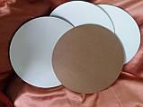 Підкладка ущільнена для торта діаметр 400 мм, фото 4