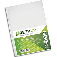 Файл А4+ глянцевый 50 мкм 100 шт FR-2050 Fresh