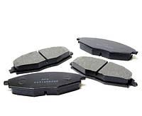 Тормозные колодки передние Daewoo Lanos/Sens/Matiz ( Ланос/Сенс/Матиз) FDB1337/GDB3195/96316582