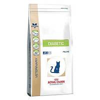 Сухой корм Royal Canin Diabetic Feline для кошек страдающих сахарным диабетом, 400 г