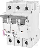 Автоматический выключатель ETIMAT 6 3p C 25А (6kA), ETI, 2145518