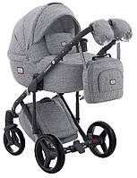Дитяча універсальна коляска 2 в 1 Adamex Luciano Deluxe Y3-A, фото 1