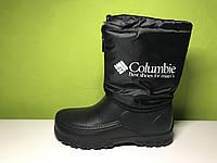 Зимние Мужские Сапоги Ботинки ЭВА Columbie  41-46 р, фото 1