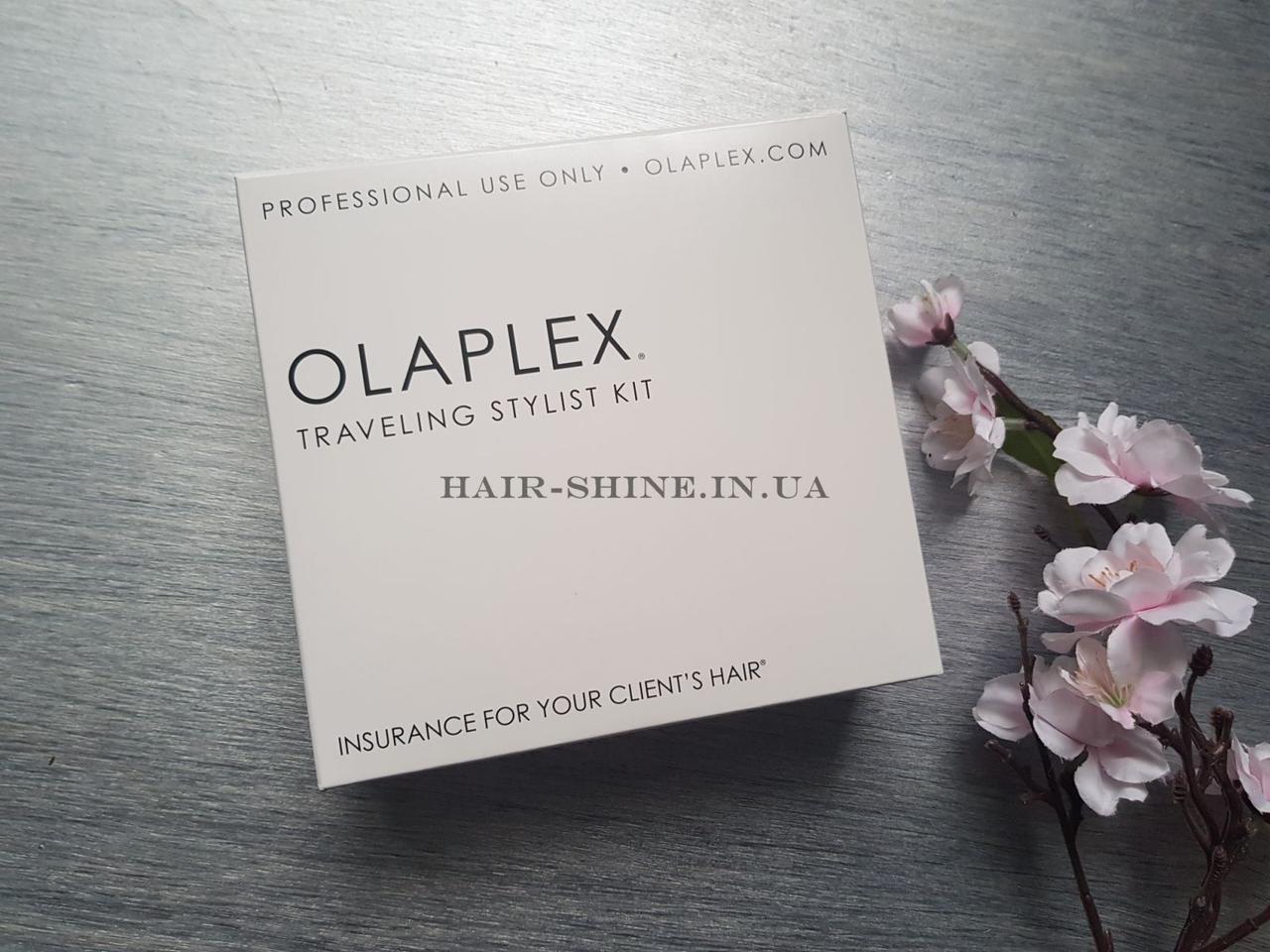 Набор для стилиста Олаплекс  -Olaplex Travel Stylist Kit набор для стилиста 1,2,2(3х100 мл)