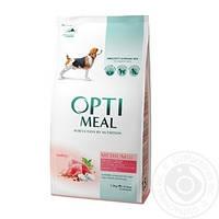 Сухой полнорационный корм Optimeal для собак средних пород со вкусом индейки 12 кг(ОТПРАВКА ПО СРЕДАМ)