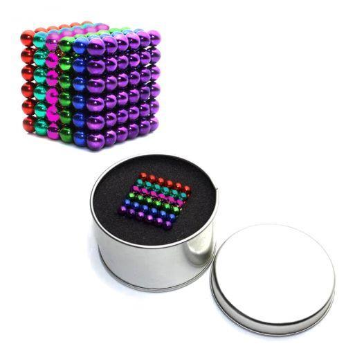 Неокуб, 216 шариков (разноцветный)  scs