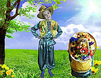 Урожай-1. Месяц Июнь, Июль, Август,Сказка 12 месяцев. 110-122 см Детские карнавальные костюмы
