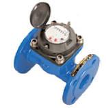 Счетчик холодной воды ирригационный Ду65 Powogaz WI-65, фото 2