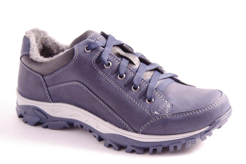 Кроссовки мужские синие Romani 7240121/2 р.40-45