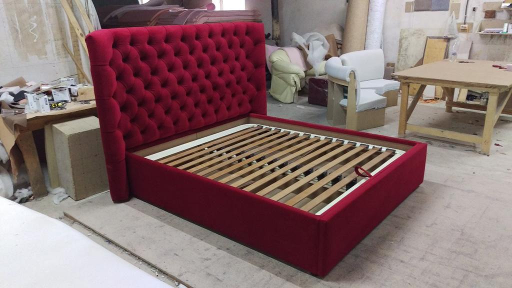 Двоспальне ліжко Прада 2
