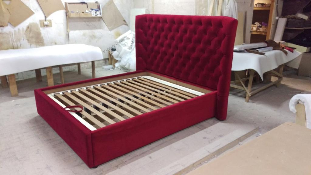 Двоспальне ліжко Прада 7