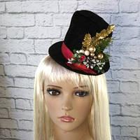 Карнавальная Шляпка новогодняя