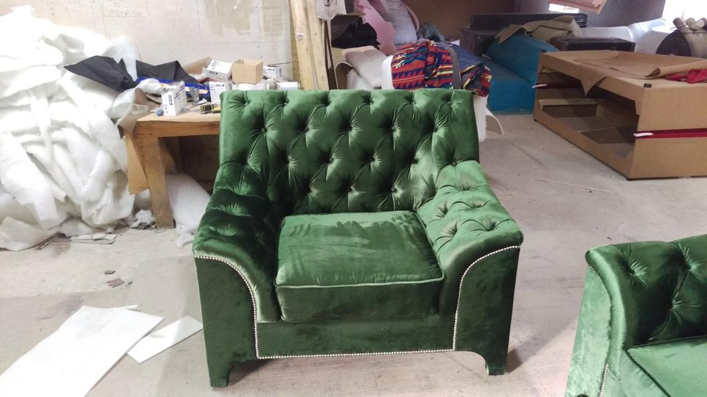 Диван + крісло Прада 5
