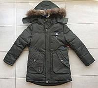 Куртка зимняя на мальчика 5-7 лет, фото 1