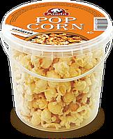Попкорн ведро  со вкусом сладкая карамель 40г  (8 шт в уп)
