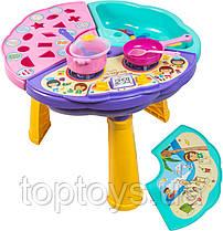Набір Tigres Багатофункціональний ігровий столик (39380)