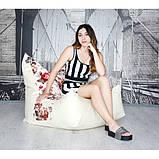 "Бескаркасное кресло ""Вильнюс микс"", фото 3"