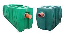 Сепараторы нефти с отстойником и байпасом ФСН