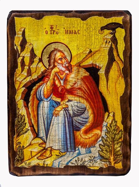 Икона Святой Илья