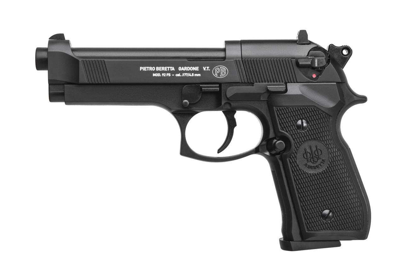 Пистолет пневматический Umarex Beretta 92 FS, фото 1