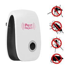 Отпугиватель насекомых и грызунов Pest Reject Белый (2401)