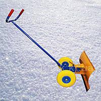 Снігоприбиральна лопата