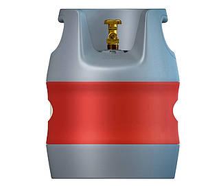 Композитний балон газовий 12,7 л Чехія